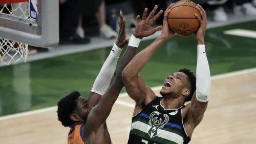 Milwaukee Bucks  sind NBA-Champion