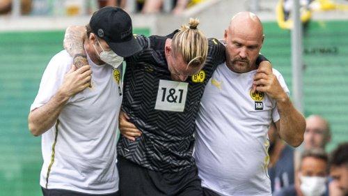 Verletzungs-Sorgen und nächste Test-Pleite für Dortmund