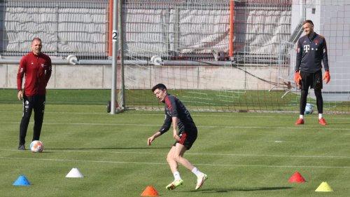 Lewandowski mit Extra-Baller-Schicht