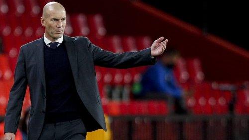 Bericht in Spanien: Zidane-Entscheidung getroffen!