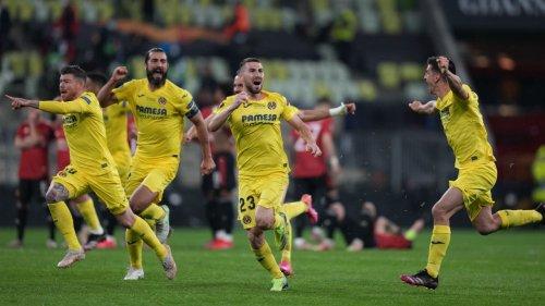 22 Elfer! De-Gea-Fehlschuss beschert Villarreal den Titel