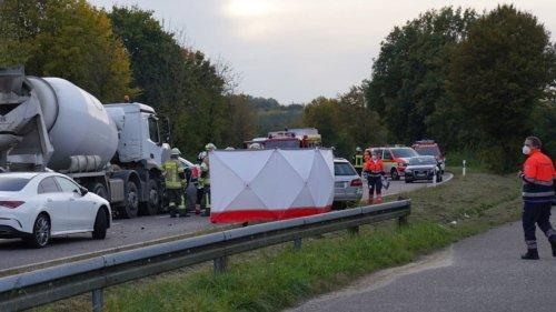 Unfalldrama – ein Toter, zwei Verletzte!