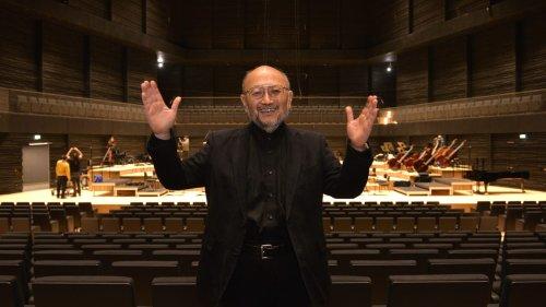 Akustik-Chef Toyota übergibt seinen Konzertsaal