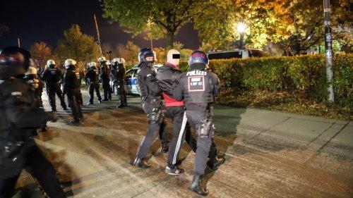 Dresden-Hooligans schlagen Ordner krankenhausreif