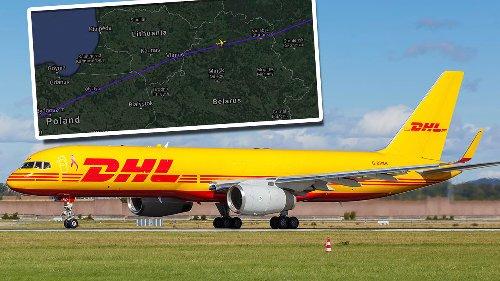 Fliegt DHL weiter über Belarus?