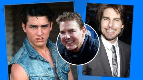 Die vielen Gesichter  des Tom Cruise