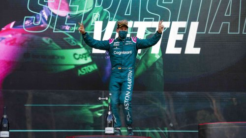 Vettel ist jetzt wieder Vettel