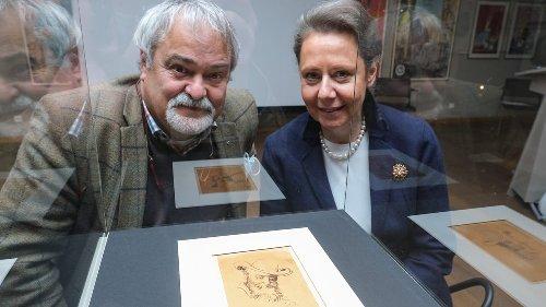 Busch-Museum kauft Porträt des Meisters