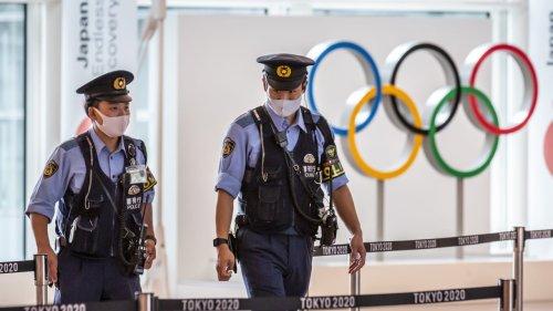 1. Corona-Fall im  Olympischen Dorf!