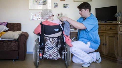 Pflegelöhne sind eine Frage  des Anstands