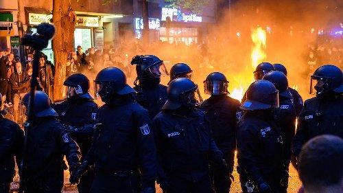 Demo gegen Polizeigewalt in Berlin
