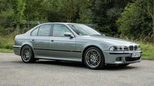 BMW M5 E39 im Jahreswagen-Zustand