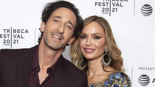 Ex-Frau von Weinstein  liebt Adrien Brody