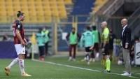 Ibrahimovic fliegt  nach Schiri-Spruch