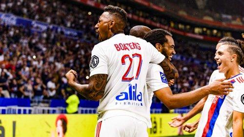 Lyon feiert beim Boateng-Debüt!