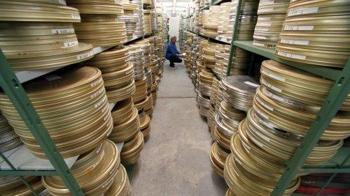 Filmschatz im Bundesarchiv bedroht