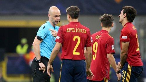 Spanier toben nach Nations-League-Pleite