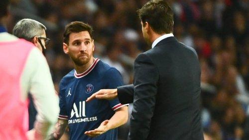 Nach Auswechslung: Erster Messi-Ärger bei PSG!