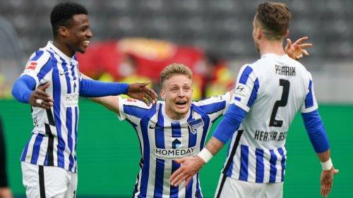 So macht sich Hertha fit für Bielefeld