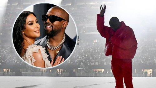 Kanye West bettelt  um Vergebung