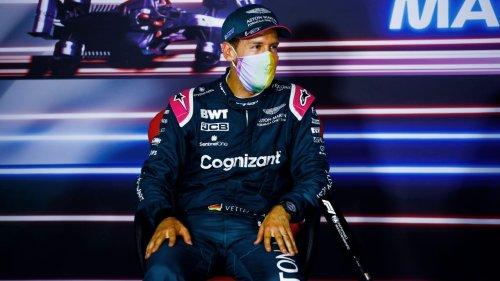 Vettel nach Platz 2 disqualifiziert