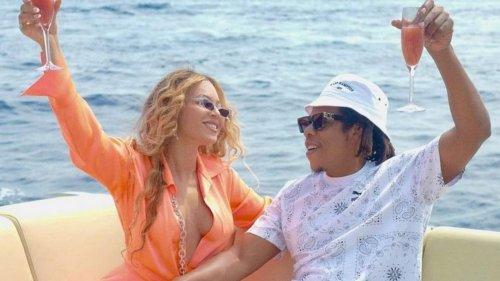 Prost, Beyoncé und Jay-Z!