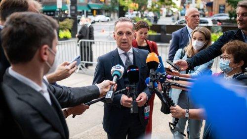 Maas verhandelt mit den gefährlichsten Islamisten-Regimen