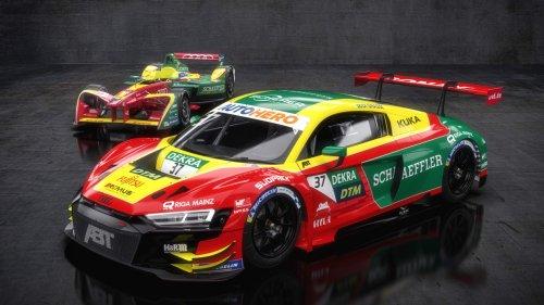 Abt schickt Formel-E-Champion ins Rennen