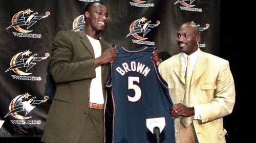 NBA-Draft: Als Michael Jordan ins Klo gegriffen hat