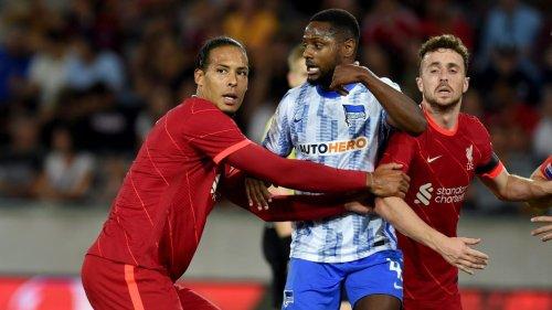 Van Dijk feiert Comeback! Liverpool unterliegt Hertha