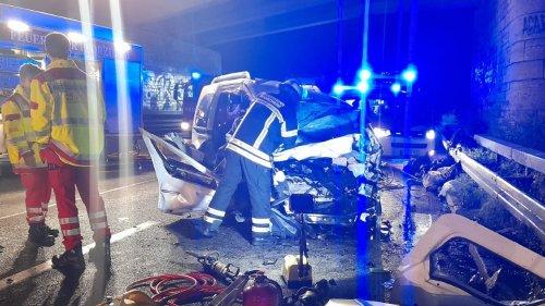 Geisterfahrer-Crash – 3 Tote!