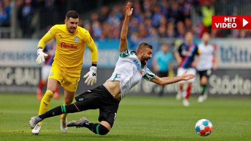 Hannover-Zimbo schießt Trainer-Kumpel ab