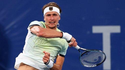Djokovic rausgehauen! Zverev greift nach Gold