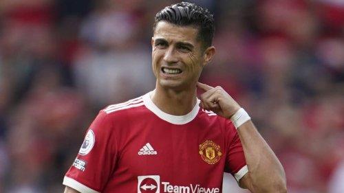 United-Stars wollen  Ronaldo-Essen nicht!