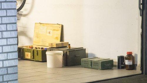Soldat hatte radioaktives Material zu Hause!