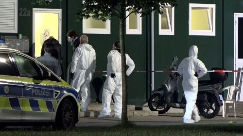 Messer-Mord in Grevener  Flüchtlings-Unterkunft