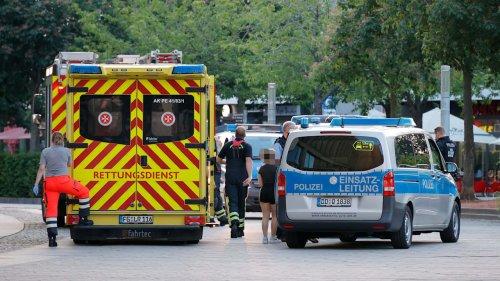 Blutiger Flaschen-Angriff im Chemnitzer Stadtpark