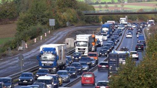 Verkehrs-Chaos zum Herbstferien-Ende?