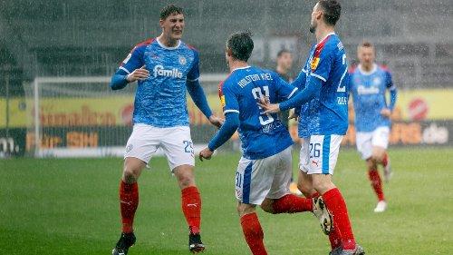 Kiel hat Relegation sicher