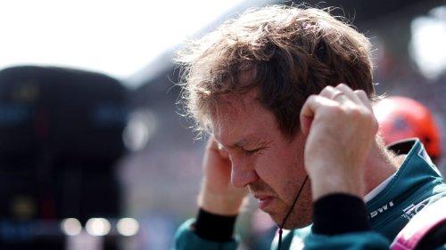 Vettel fährt weiter für Aston Martin