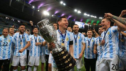 """Messi bricht Titel-Fluch mit Argentinien: """"Schöner Wahnsinn"""""""