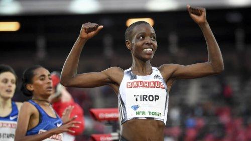 Kenianische Weltrekordlerin (†25)  tot aufgefunden