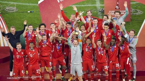 Siebter Laureus-Titel für den FC Bayern