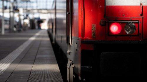 Brandanschlag auf Deutsche Bahn in Leipzig