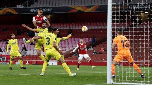 Auba-Drama! Pfosten verhindert Arsenal-Finale