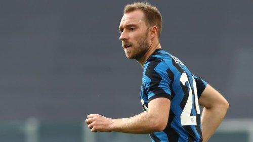 Eriksen kehrt zurück zu Inter