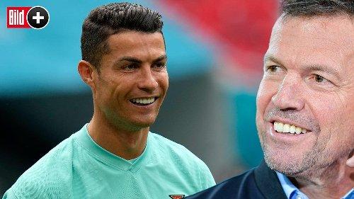Zu diesem Klub sollte Ronaldo wechseln!