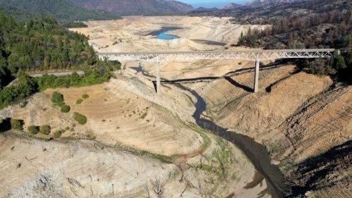 Diebe klauen Milliarden Liter Wasser in Kalifornien