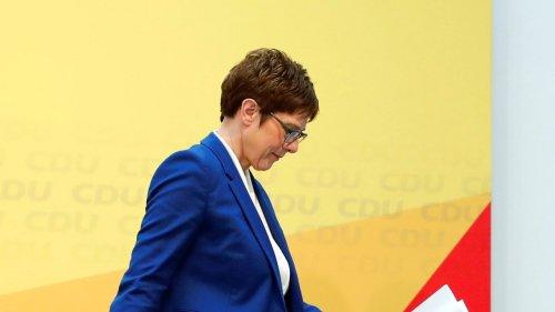 Die CDU hat ein Problem