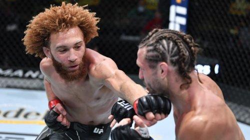 MMA-Kämpfer knockt eigene Frau aus